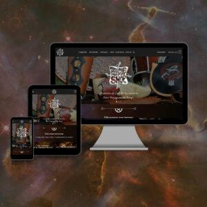 site en responsive design - Time Warp Shop