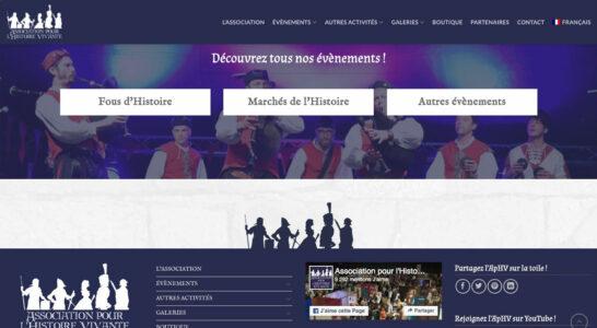 Le site de l'ApHV