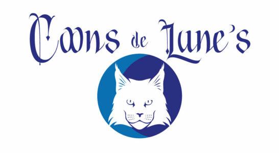 Le logo de la chatterie