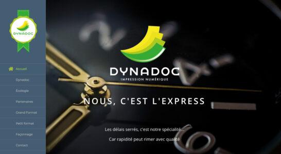 Le site internet de Dynadoc