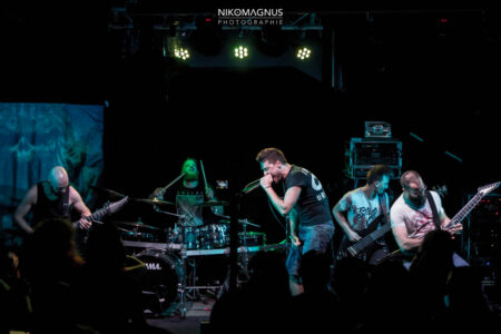 Photo de concert - From Man To Dust