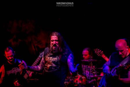 Photo de concert - Impureza