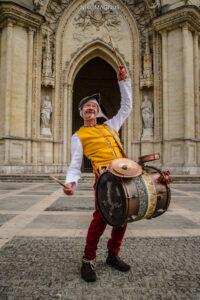 Photographie évènementiel - Musique & art de rue - Groupe Corazon