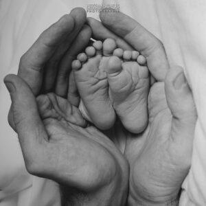 photographie de grossesse et de naissance