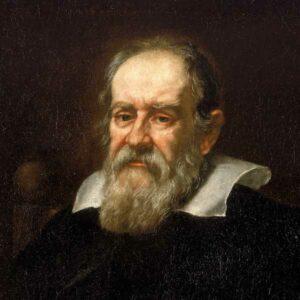 Portait - Galilée