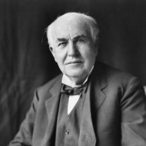 Portrait - Thomas Edison