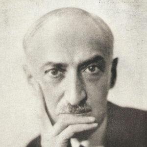 portrait - André Maurois