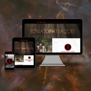 site en responsive design - somatophylaques