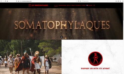 Le site internet des Somatophylaques