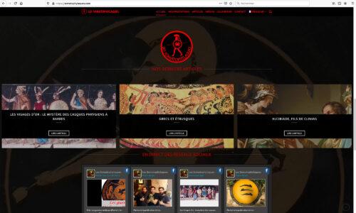 Un système de blog original