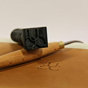 création d'un tampon de marquage pour le cuir : Urzhal Cavern